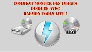 Tuto : Comment monter une image ISO avec DAEMON Tools