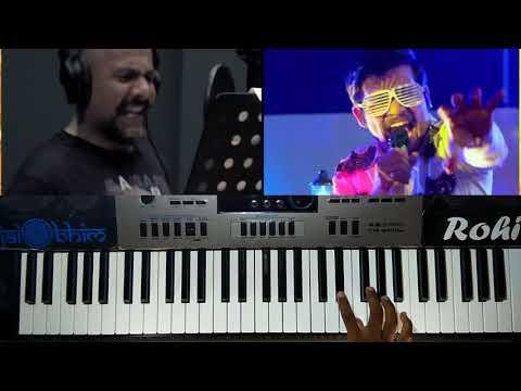 MALHAR SONG | PIANO COVER | ZINDAGI VIRAT