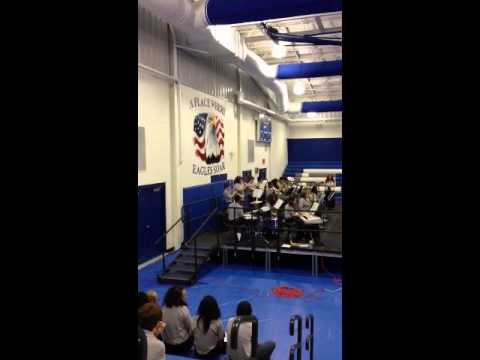 Ferry Pass Middle School Jazz Band