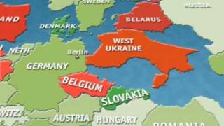 Videographic: Fantasy cartography. Redrawing the map of Europe