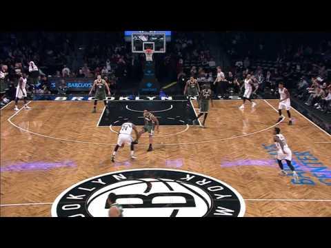 NBA: Brooklyn Nets Top 10 Plays of 2016-17 Season