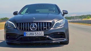Mercedes C 63 AMG (2019) The Beast or Nothing