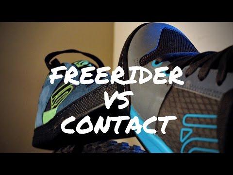 Five Ten Freerider Contact VS Freerider