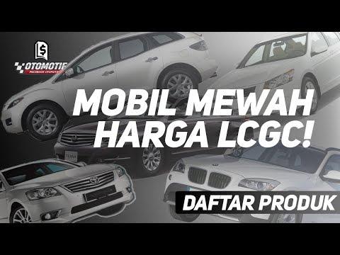 5 Mobil Bekas Murah Mewah Terbaik 100 Jutaan, Harganya Sama Dengan Mobil LCGC