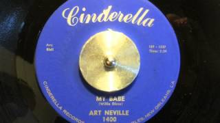 Art Neville - My Babe - Cinderella Records