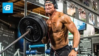 Shoulders & Abs Hypertrophy Workout | Steve Weatherford & Nick Tumminello