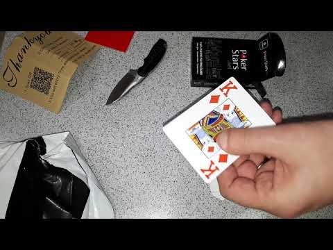Карты пластиковые игральные PokerStars
