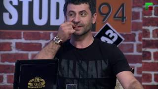[Студия 94] Юсуп Омаров.Приколы