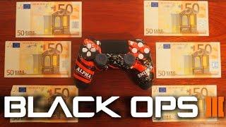 Video de APOSTAMOS 300? en ESTA PARTIDA de BLACK OPS 3!! - AlphaSniper97