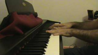 EUROVISION 2009  ALEXANDER RYBAK FAIRYTALE PIANO VERSION BY ME ;)
