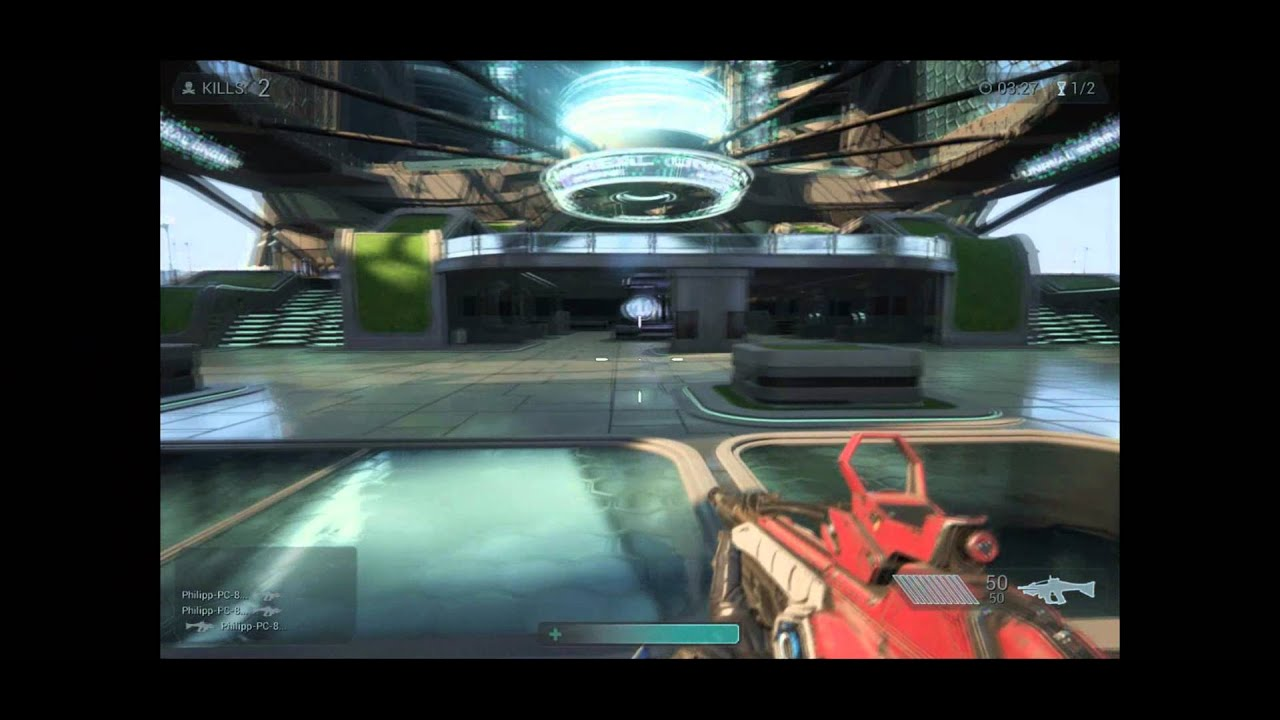 Unreal Engine 4: Shooter Game - YouTube