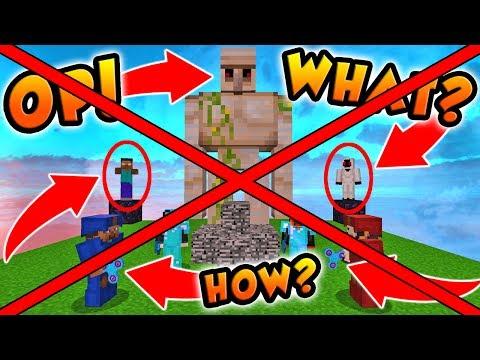 NO CLICKBAIT, JUST BED WARS (Minecraft)