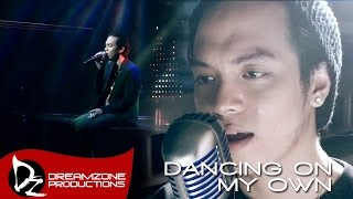 Download Dancing On My Own - Sam Mangubat MP3 song and Music Video
