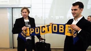 """Первый день Карпина в """"Ростове"""""""