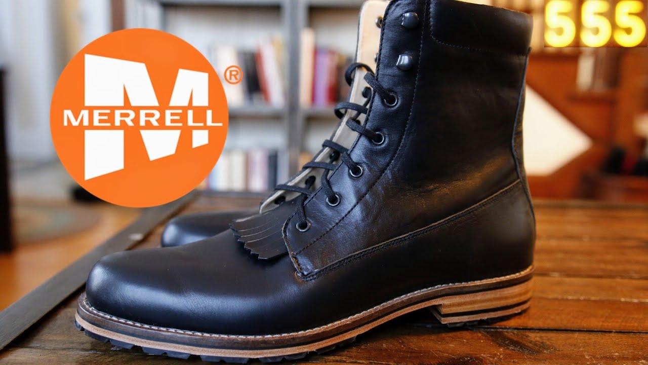 Review: Merrell Wayfarer HERITAGE