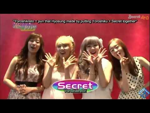 [S4U]110731 Secret - K01K0R1 Artist Intro.avi