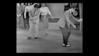 Rock & Roll Dance  1957   (American Bandstand)
