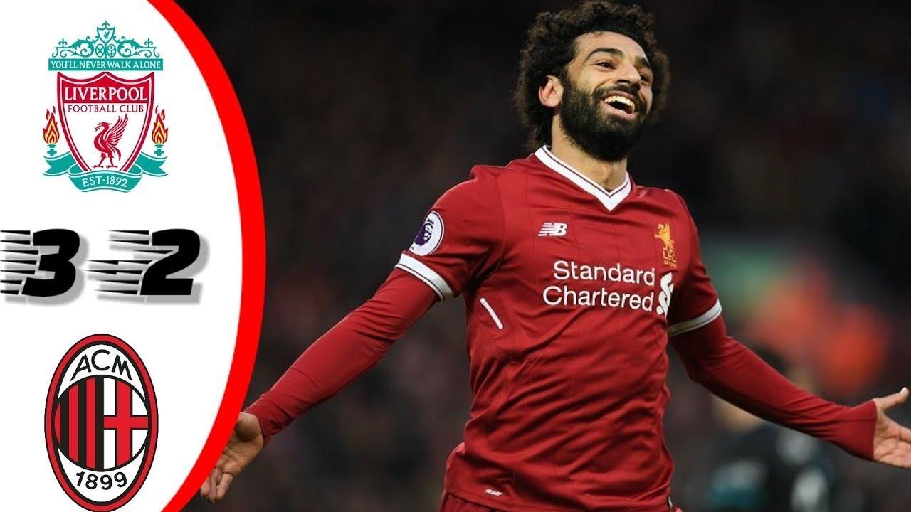 Download Liverpool vs ac Milan 3-2 champions league GOALS