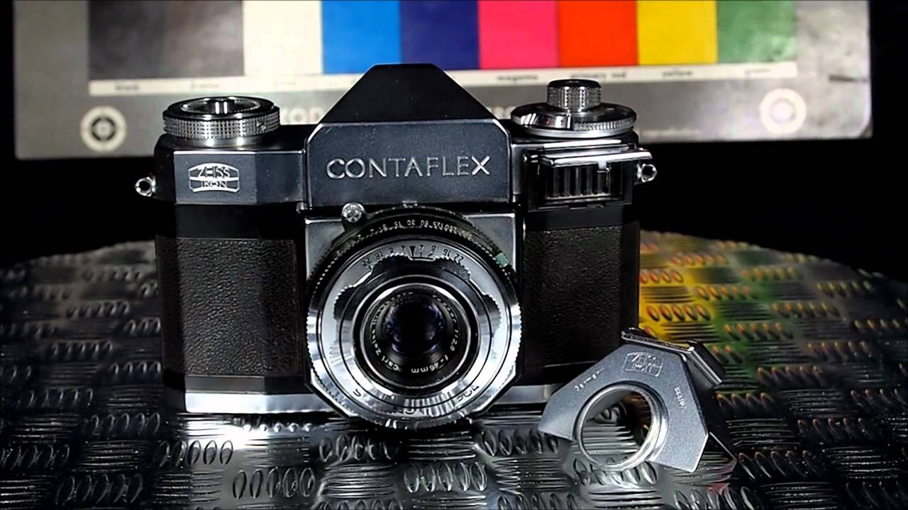 Zeiss Ikon Contaflex II (Type 862/24)
