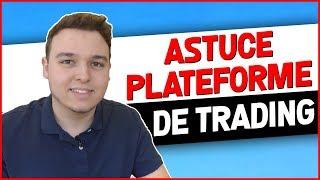 ASTUCE PLATEFORME METATRADER 4 ET PROREALTIME