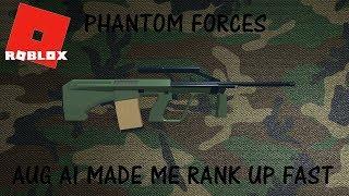 Roblox | Phantom Forces | Rank 19!