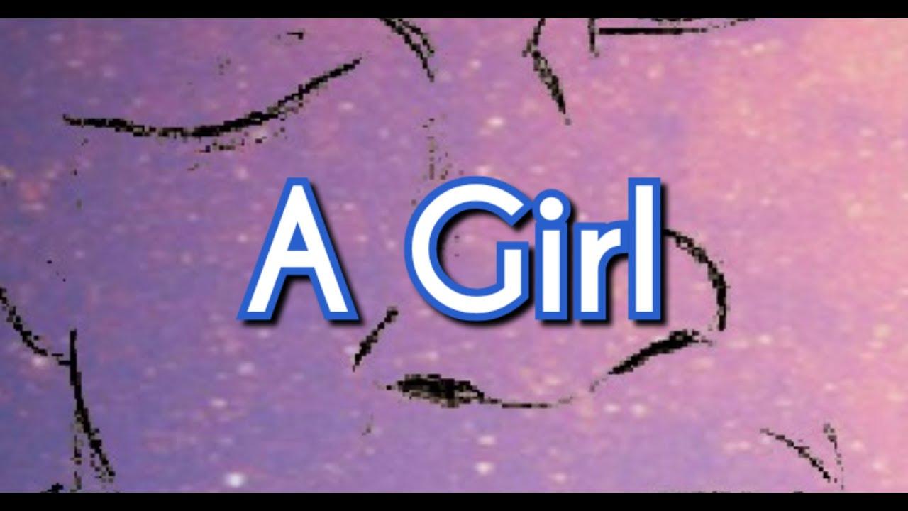 """Feedback Friday #4: """"A Girl"""""""