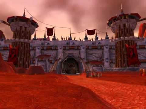 Orgrimmar General Music
