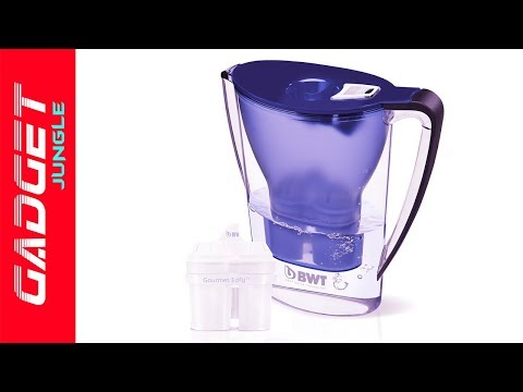 Best Water Filter 2020 - BWT 2.7L Mineral Water Jug Review