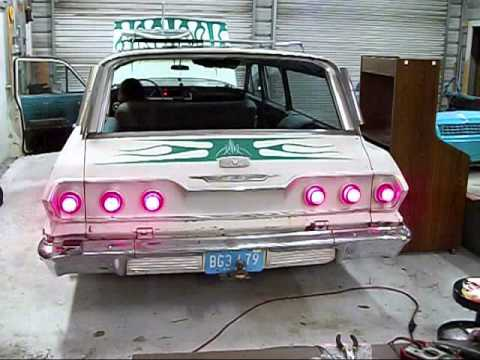 hqdefault sequential led tail lights youtube 64 impala tail light wiring diagram at webbmarketing.co