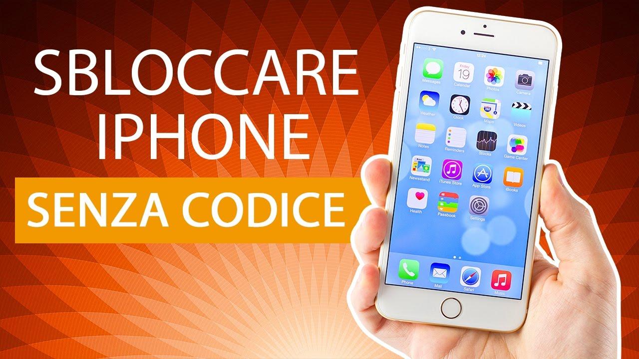 Come togliere il Codice PIN da iPhone – Tels