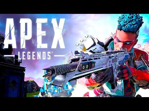 ��Делаю длинный лук ещё длиннее в Apex Legends