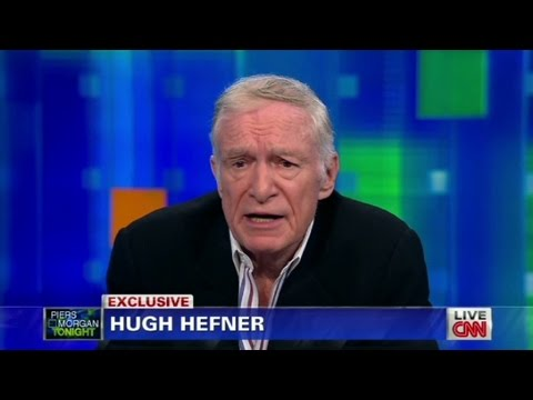 Hugh Hefner on why Crystal left