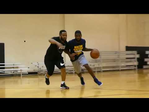 Exclusive In-Depth Workout With Jonathan Stark & Jevonte Holmes
