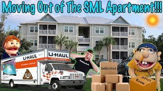 Moving Out Of The SML Apartment!!!