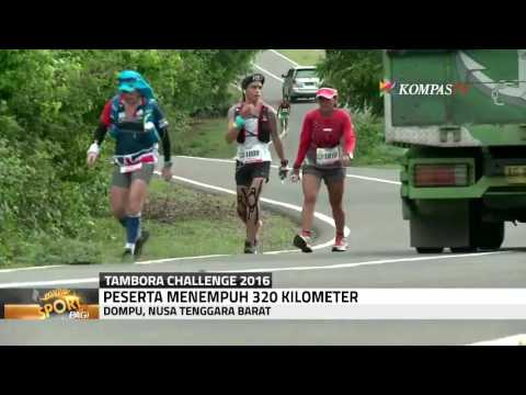 Lomba Lari 320 KM Dimulai