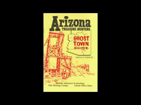 Ghost Towns Book Collection of Nevada California Arizona