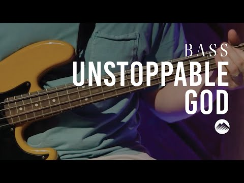 Unstoppable God by Elevation Worship | Bass Tutorial | Summit Worship