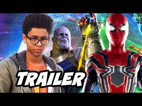 Marvel Runaways Trailer and Infinity War Easter Eggs