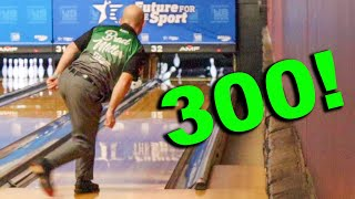The House Has Two 300's! | USBC US OPEN
