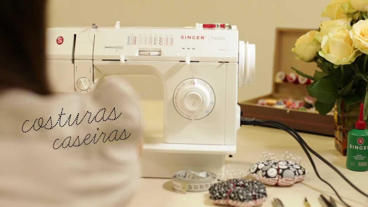 Escolha A Sua Máquina De Costura: Qual A Singer Ideal Para