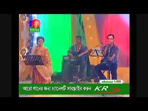 Asif Akbar | Moutushi | Bangla Vision Live New Song