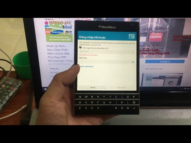 Điện thoại/Tablet - Dịch vụ sửa chữa phần mềm điện thoại từ