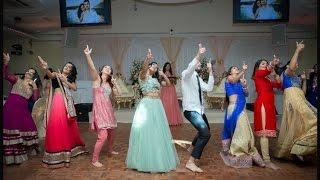 Bollywood Dance - Yoshina's Engagement Performance