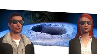 THE HOLLOW EARTH - The Secret World with Simon - Part #2