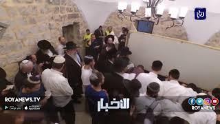 مواجهات عنيفة مع الاحتلال عقب اقتحام مستوطنين قبر يوسف - (10-12-2018)