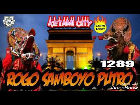 ROGO SAMBOYO PUTRO 1289 Lagu Jaranan PAMIT MULEH