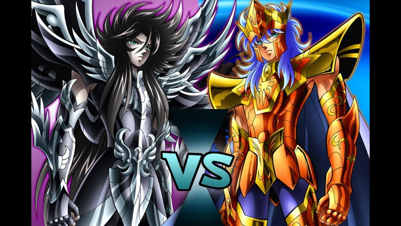 Saint Seiya Soldiers' Soul | Hades vs Poseidon Online Battle ✘「HD」