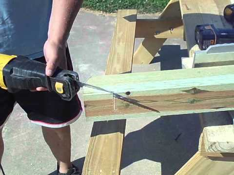 how to build an a frame for an outdoor porch swing chapter 1 youtube