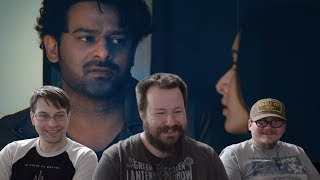 SAAHO Teaser Trailers Reaction and Discussion