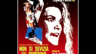 Riz Ortolani music from the Lucio Fulci film DON'T TORTURE A DUCKLING